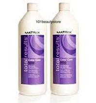 MATRIX TOTAL RESULTS Color Care Shampoo & Conditioner Duo  **NEW.PICK SI... - $38.90
