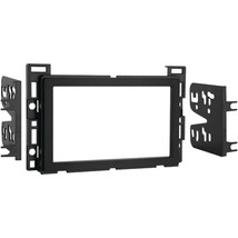 Metra 95-3302 2005-2012 GM/Pontiac/Saturn Stacked ISO-DIN & Double-DIN I... - $31.15