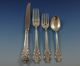 Rondelay by Lunt Sterling Silver Flatware Service for 8 Set 36 Pieces - $1,785.00