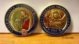 Fernando Valenzuela 1981 Collectible Doger Coin Union 76 - $9.97