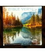 DaySpring Bible Verses 2021 Mini Wall Calendar 16 Months  Includes 2020 ... - $8.00