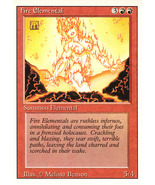 Magic: The Gathering 3rd Edition - Fire Elemental - $0.25