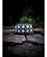 Merlin Dragon of the 10 Moons Knights Templar Wealth Magick Spells Ring ... - $299.99