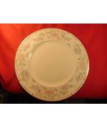 "10 7/8"", Dinner Plate, from Lenox, in the Litchfield Garden Pattern. - $27.99"
