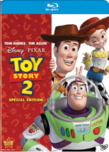 Disney Toy Story 2 (Two-Disc Special Edition Blu-ray/DVD Combo)