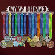 My Wall Of Fame Medal Hanger Display - $45.69