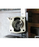 Motorcycle Cylinder Head Stamped 92-01-03 with piston, pin - $158.39