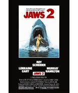 """JAWS """"2"""" Movie Stand-Up Display - Collectibles Entertainment Memorabilia... - $15.99"""
