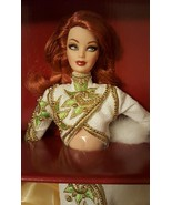 Barbie Doll Red Carpet Radiant Redhead 2001 Bob Mackie New LIMITED EDITION - $148.11