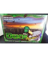 Duck Fever 2007 Board Game Design Harvest a Limit of Ducks Hunting Game - $19.59
