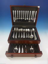 Normandie by Wallace Sterling Silver Flatware Set For 12 Service 99 Pieces - $4,815.00