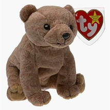 Pecan The Bear Retired Ty Beanie Baby Mint Condition with Tags Collectibles - $3.91
