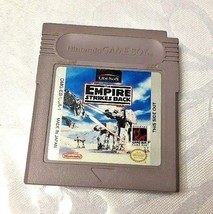 Star Wars: The Empire Strikes Back (Nintendo Game Boy, 1992) Authentic G... - $13.00