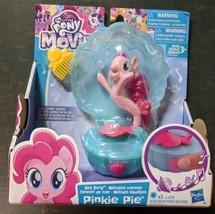 My Little Pony the Movie Sea Song Pinkie Pie Singing Sea Pony Seapony w/... - $12.00