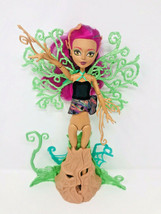 "Monster High Garden Ghouls Treesa Thornwillow 14.5"" Tall Doll Toy Tree Girl - $32.99"