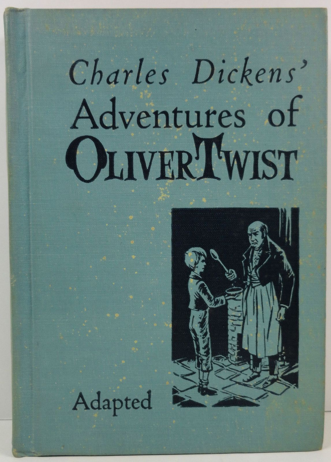 Primary image for Charles Dickens' Adventures of Oliver Twist