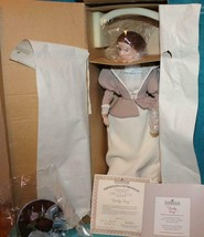 Ashton~Drake Galleries  *GIBSON GIRL ~ DERBY DAY*  Porcelain   NIB - $55.99