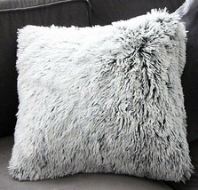 Luxurious Faux Fur Pillow Slipcovers, Set of 2 image 2