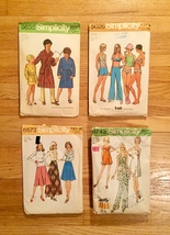 Vintage Sewing Patterns: McCalls, Simplicity, Kwik-Sew, Butterick: 60s and 70s image 5
