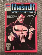 The Punisher War Journal #34 - 1991 Marvel Copper Age Comic Book - HIGH ... - $6.65