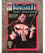 The Punisher War Journal #34 - 1991 Marvel Copper Age Comic Book - HIGH ... - $6.86
