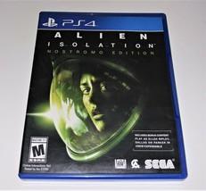 Alien: Isolation (Sony PlayStation 4, 2014) - $15.25