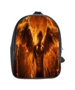 Scbag2484 backpack school bag fire angel handsome angel in power thumbtall