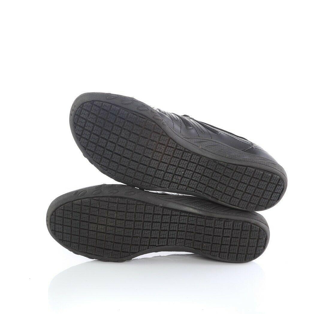 Skechers Work Black Relaxed Fit Fashion Sneakers Slip On Memory Foam Womens 9 image 7