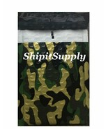 1-500 #000 4x8 Poly ( Camo ) Color Camouflage Poly bubble Mailers Fast S... - $0.99+