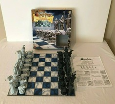 Harry Potter Wizard Chess Set Mattel 2002 Board Game Complete With Instr... - $28.19
