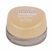 Maybelline Dream Mousse Eyecolor 02 Blissful Beige - $6.99