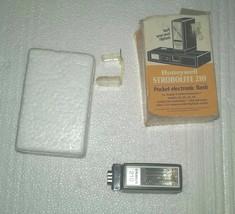 Honeywell Strobelite 210 Pocket Electronic Flash - $12.73