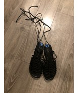 Michael Kors Collection Gladiator Sandals Size 7.5 - $110.09
