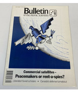 Bulletin of the Atomic Scientists Magazine September 1989 Commercial Sat... - $10.85