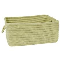 MSL Woven 18 in. x 12.5 in. x 5.7 in. Rectangle Polypropylene Celery Basket - $69.16