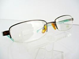 M+ by Modo Mod 1137 (GUN) Gunmetal 50 x 18 140 mm Eyeglass Frames - $19.75