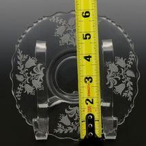 Tiffin Fuchsia Elegant Glass Bowl Mayo and Liner image 3