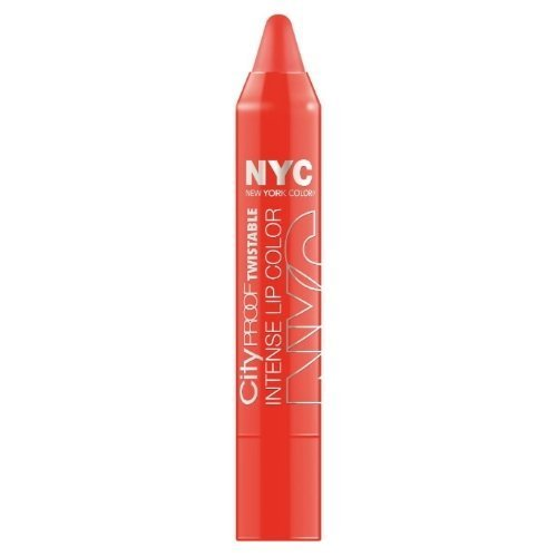 NYC City Proof Twistable Intense Lip Color - Canal St Coral by N.Y.C. - $9.79