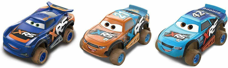Disney Pixar Cars XRS Mud Racing 3-Pack