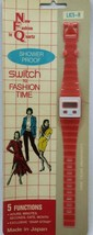 Rare Vintage New Fashion in Quarts Shower Proof Watch LJC5-R Made in Japan - $20.00