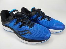 Saucony Guide ISO Size US 9 M (D) EU 42.5 Men's Running Shoes Blue S20415-2