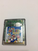 Authentic Super Mario Bros. Deluxe (Nintendo Game Boy Color 1999) MINT C... - $23.16