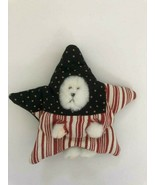 "Boyds Bears ""Julybeary"" #99999V-  4.5"" Peeker Bear Ornament- July Bear -New - $21.99"