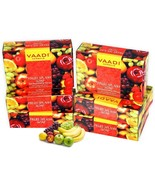 Vaadi Herbals Fruit Splash Soap with Orange Peach Green Apple 75gm  - $7.96+