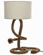 Rope Lamp with Lampshade - $101.44