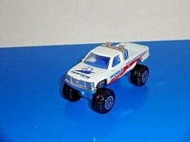Matchbox 1 Loose Vehicle From 1998 World Cup Soccer 5 Pack Chevy 1500 4x4 White - $3.00