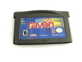 That's So Raven (Nintendo Game Boy Advance, 2004) - $7.91
