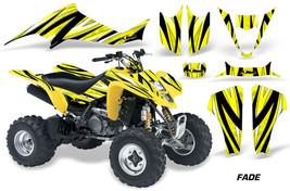 ATV Graphics kit Decal for Suzuki LT-Z400 QuadSport Z400 2003-2008 Fade Yellow - $169.95