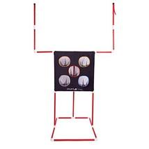 Powerfly Kids Football Toss Game - 2-in-1 Football Target Net & Field Go... - $58.16