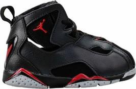 Nike Air Jordan True Flight Infant 343797-003 Black Toddler Shoes - $49.95